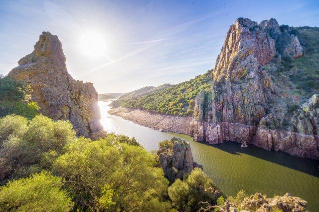 Los 15 Parques Nacionales de España - Monfragüe | Foto: Dreamstime