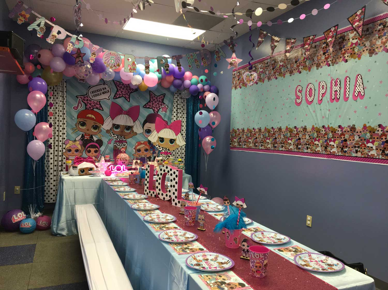 Kids Birthday Party Packages In Ocoee Serving Orlando Winter Garden Windermere Horizons West Princesses Princes