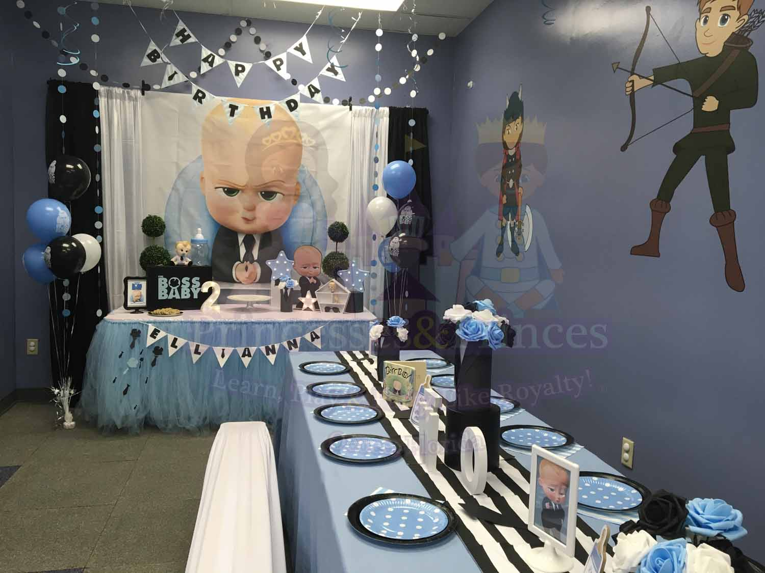 Boss Baby Party Ideas For Girl