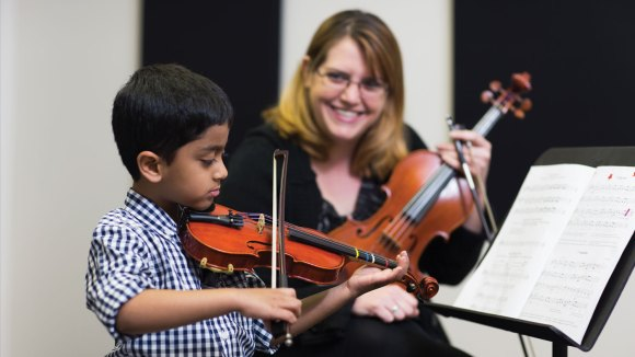 Violin Lessons | Lewis Center Music Academy | Kids, Beginners, Adults