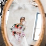 Tropical Eclectic Wedding Inspiration Chi Thee Wed