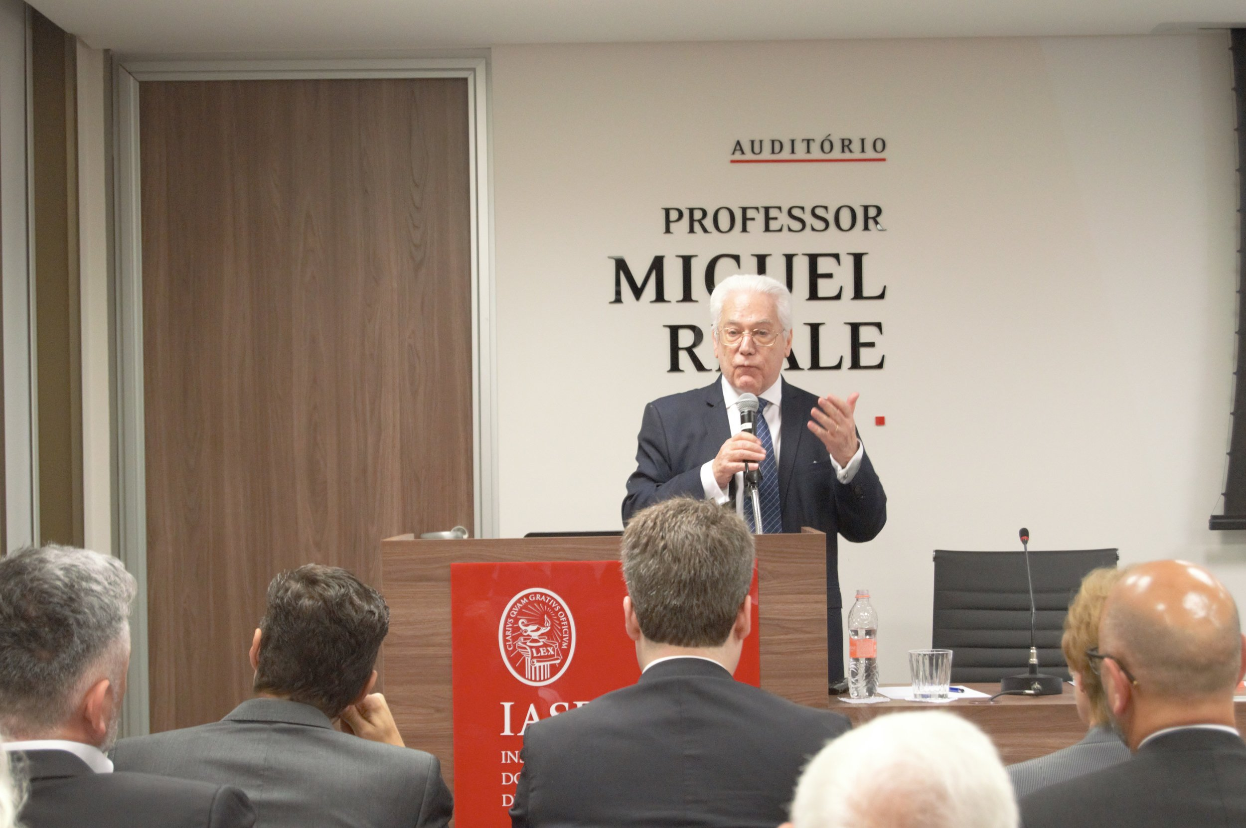 Sergio Ferraz, presidente da Comissão de Direito Administrativo do IASP