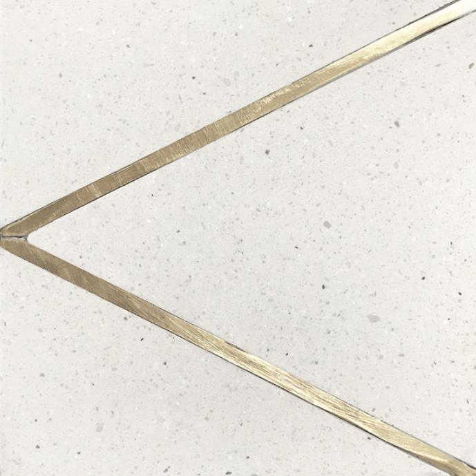 3 3 3 inlay brass tile 3 3 3