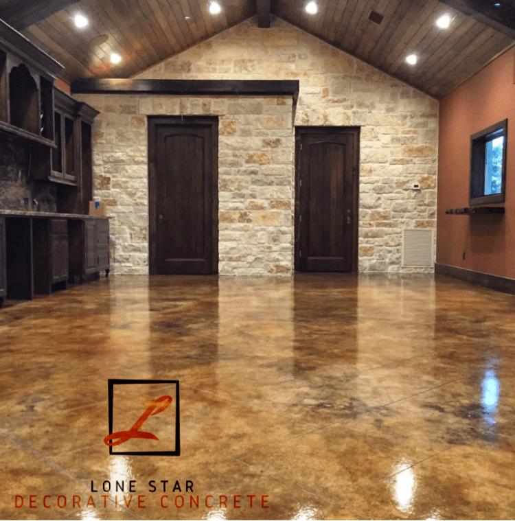 lone star decorative concrete