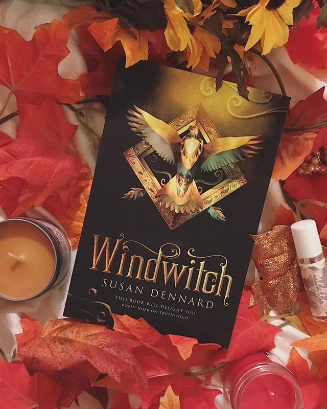 🍂 have I talked about how much I love the UK paperback covers of the Witchlands series? I absolutely LOVE the US covers, but there's something so special about the UK covers. they tie in parts of what makes this series so magical. anyway, I could talk about my love for the Witchlands all day. 🍂 if you want some good good Witchlands content on twitter, check out @ incorrectwlands! I run it, but due to my hilariously busy schedule, it's mainly Witchlander-submitted quotes right now. hopefully once NaNo is over and my workload at my jobs lightens up, I can fully commit to spreading the word of the Witchlands 💕 #bookstagram #yabooks #witchlands #thewitchlands #windwitch #truthwitch #bloodwitch