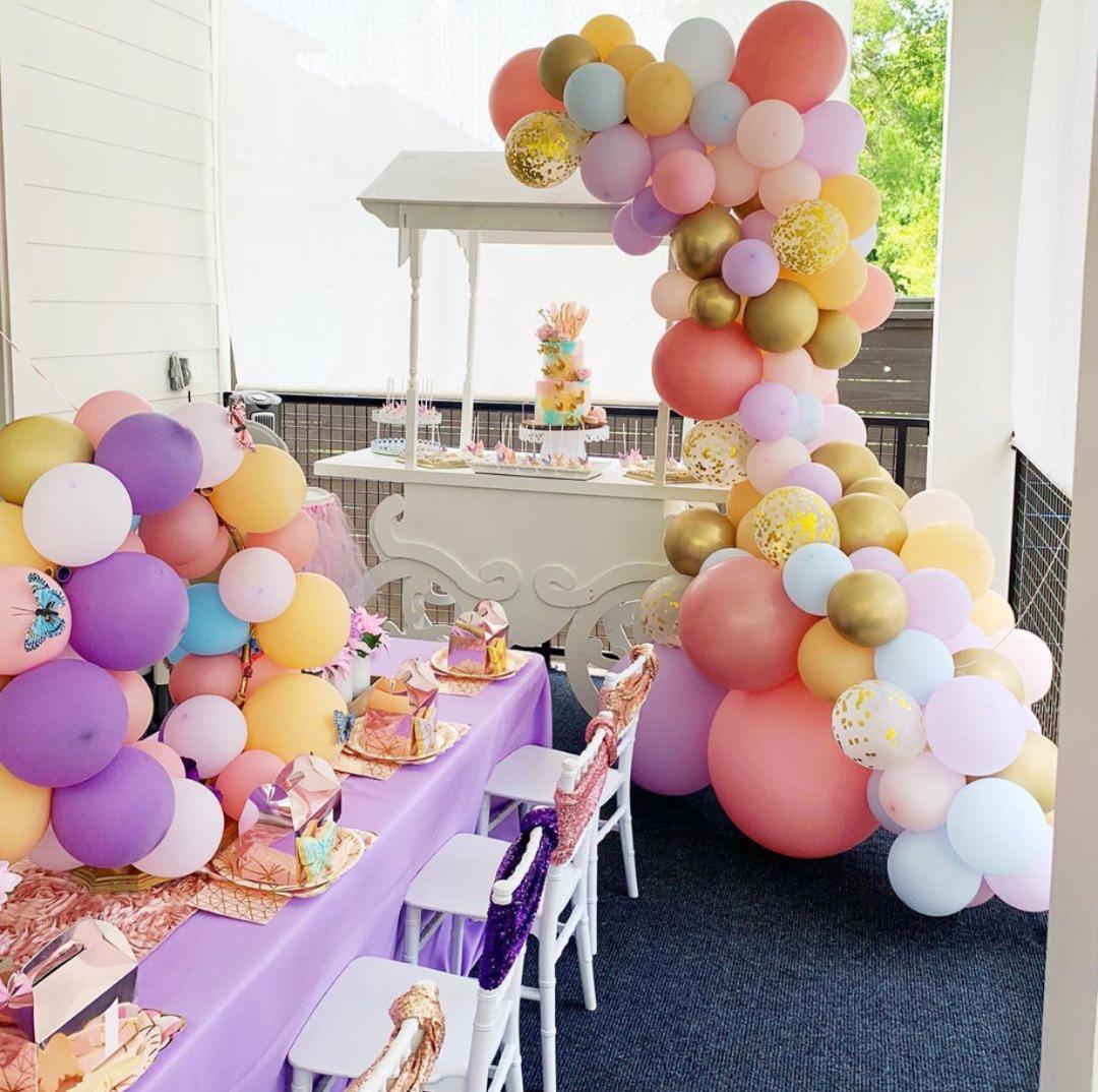 Children S Event Rentals Houston Princess Tea Party Tealightful Parties