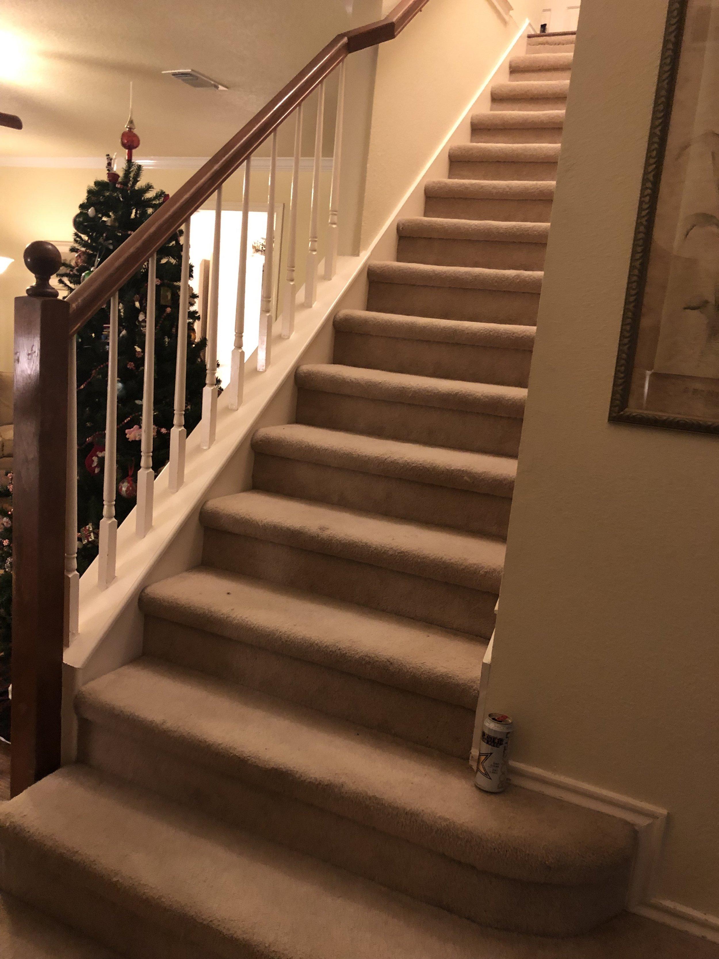 Cutting Edge Trim Dfw Trim Carpentry Staircase Remodel