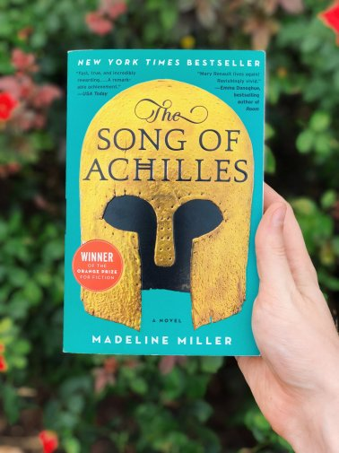 The Song of Achilles by Madeline Miller — Shelf By Shelf