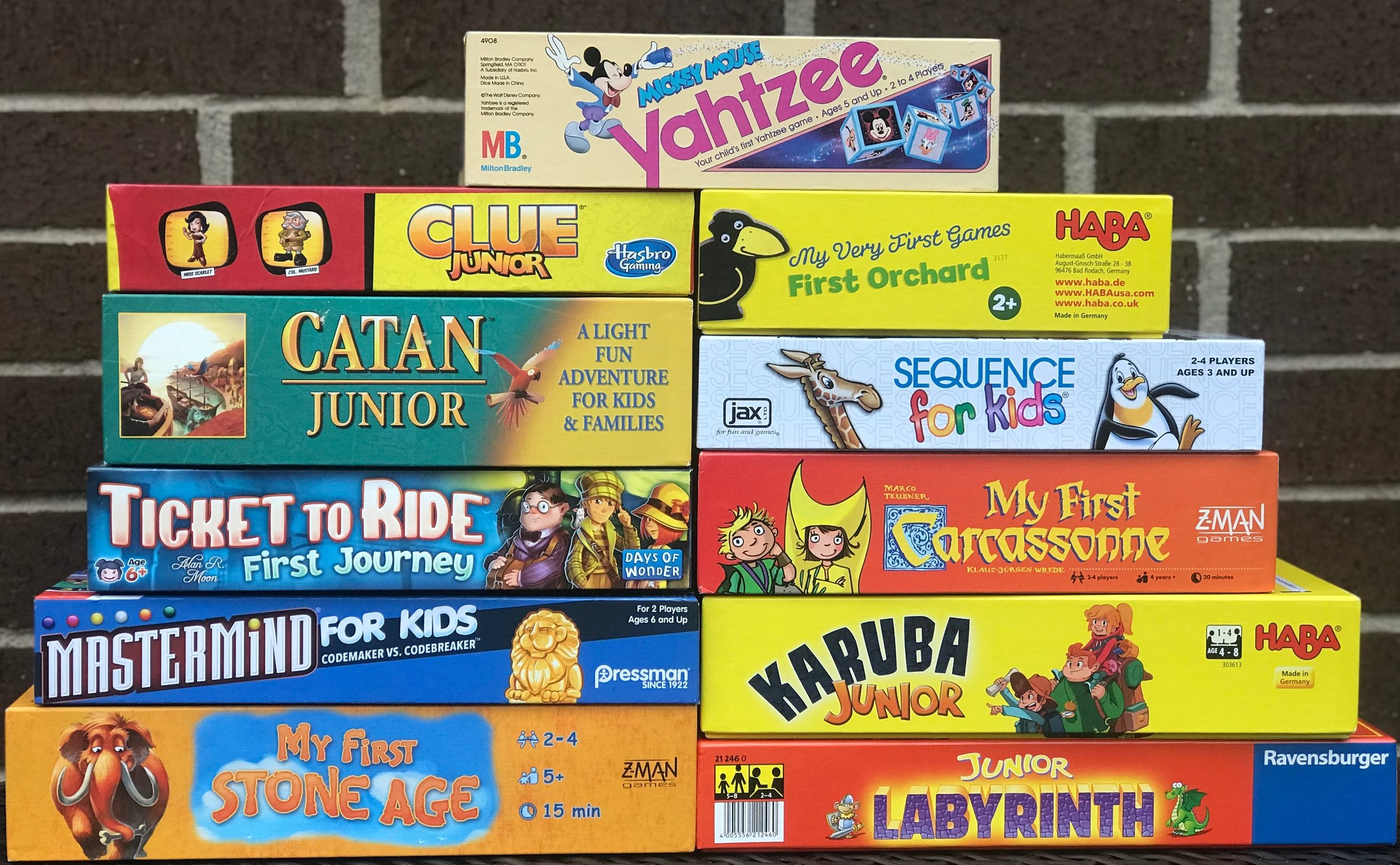 The Top 10 Junior Versions Of Board Games Dad Suggests