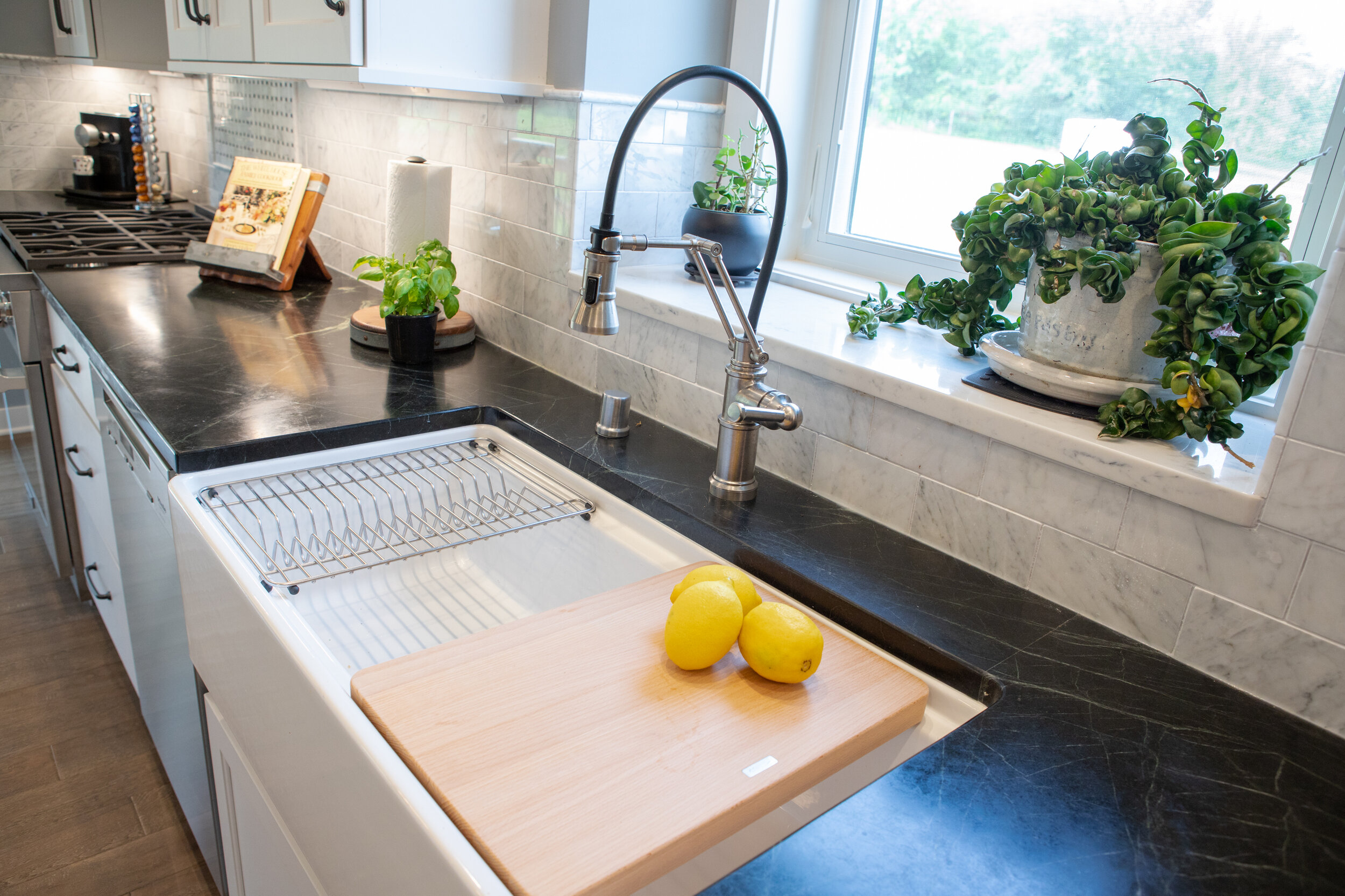 kitchen sinks where to start