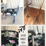Upholstering A Wooden Rocking Chair Sea Bee Market