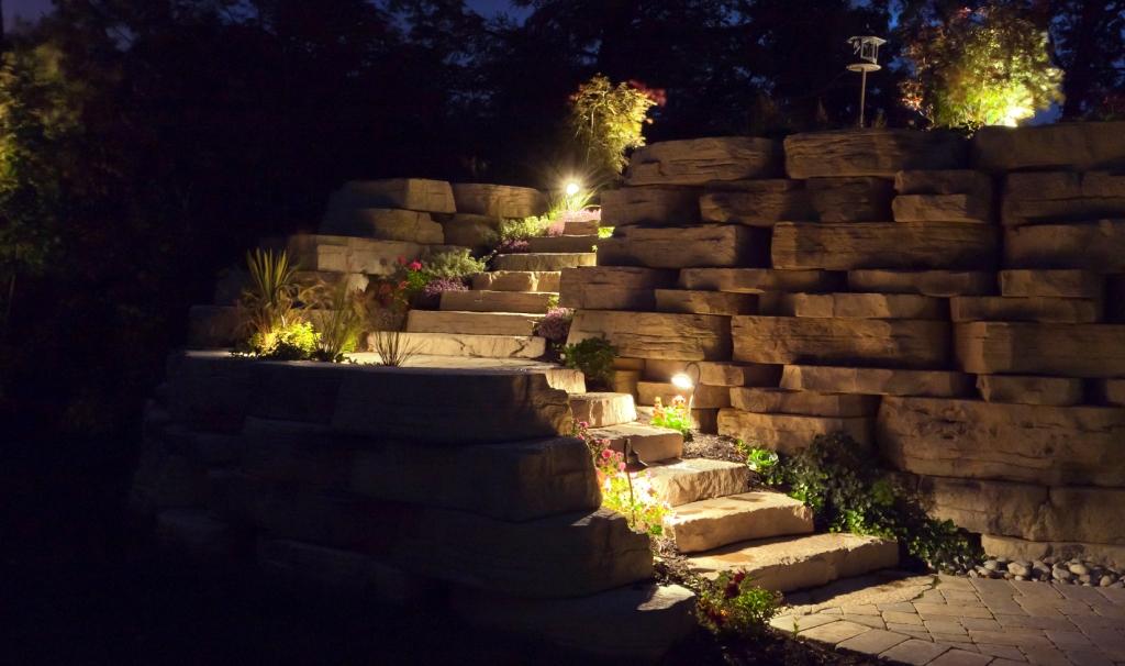 outdoor lighting company ann arbor michigan