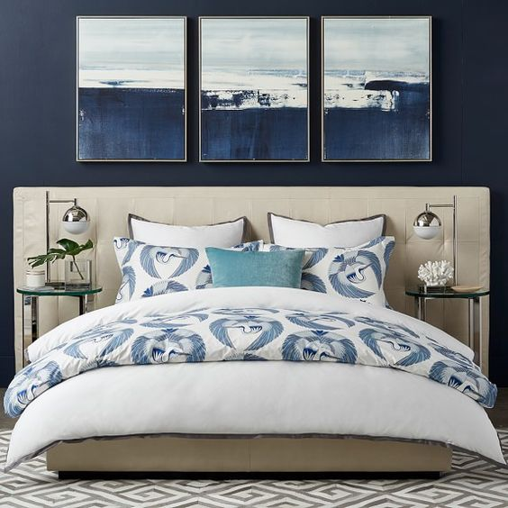 10 ideas for decorating over your bed