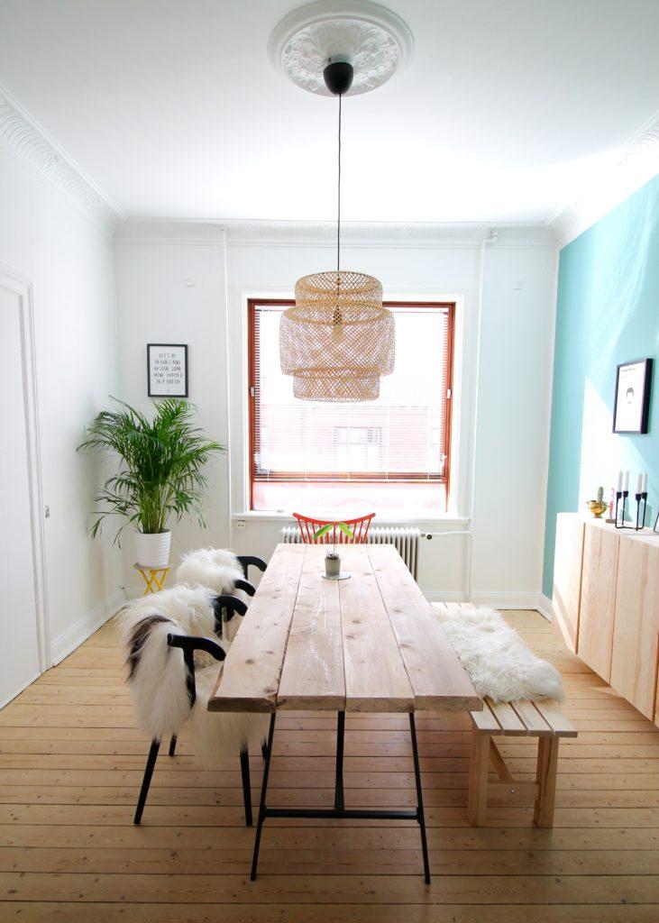Sadan Bygger Du Et Rustikt Plankebord Flair
