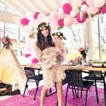 First Birthday Balloon Garland Shirin Askari