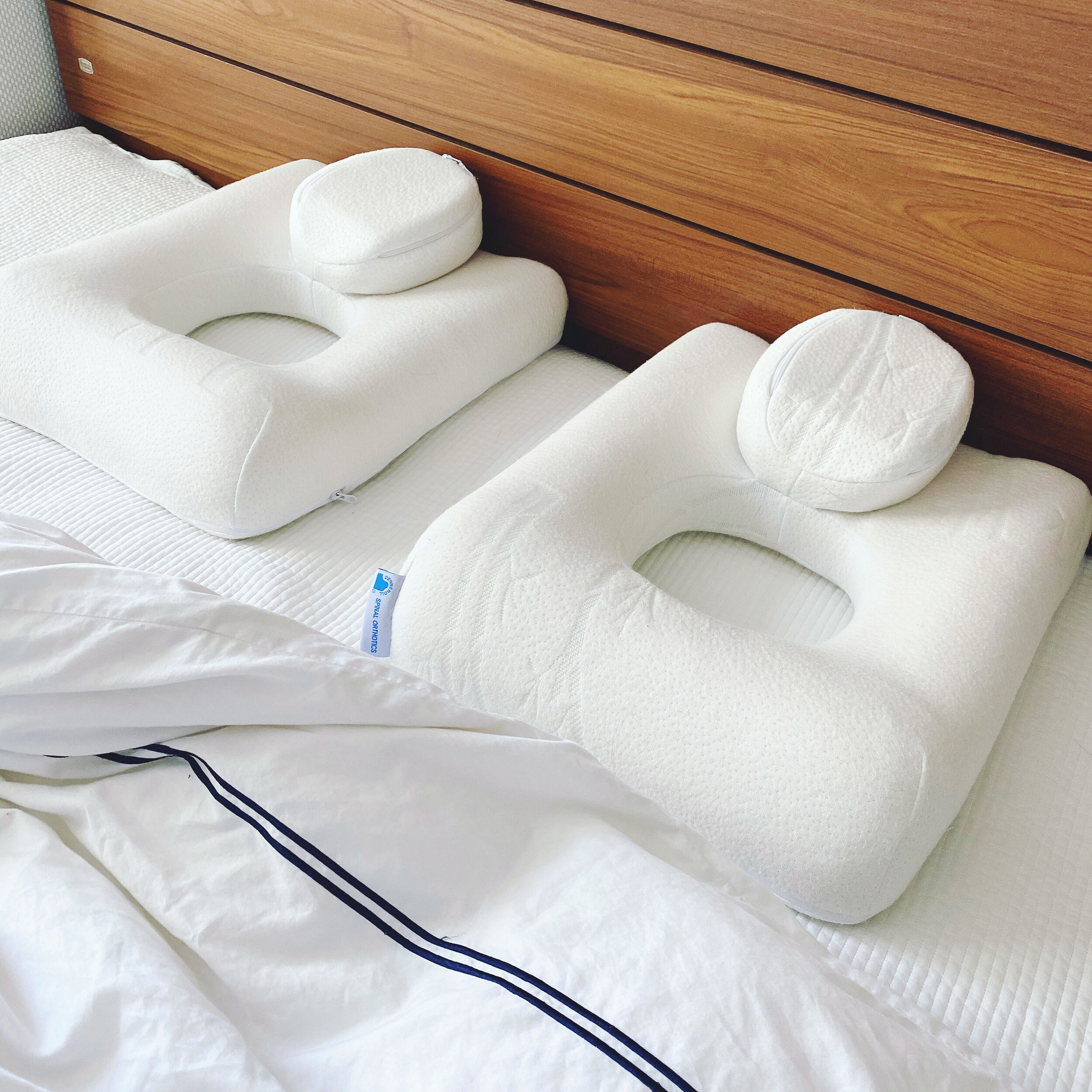 the denneroll pillow kang corrective