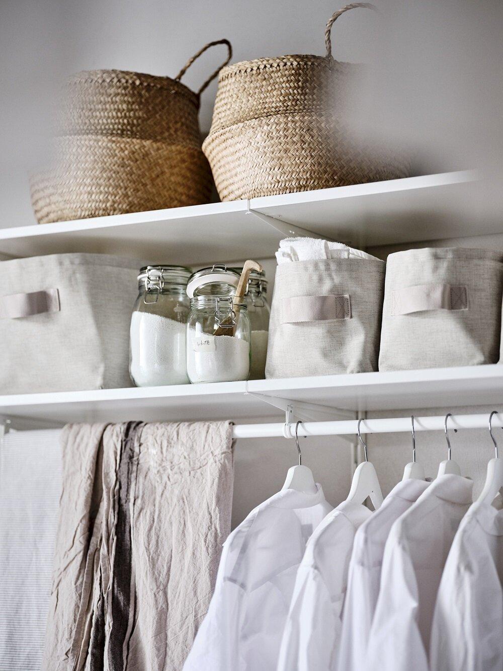 stylish home organizing ideas from ikea