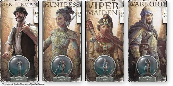 Fl47 Folklore Missing Card Pack Greenbrier Games Inc