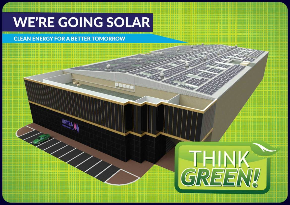 We are going Solar!