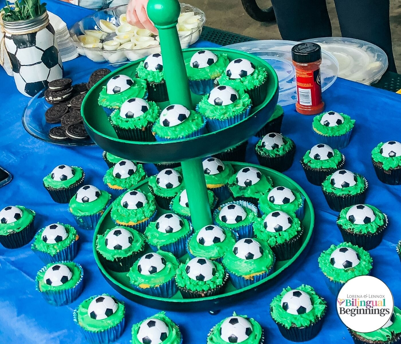 Soccer Birthday Party Ideas Bilingual Beginnings