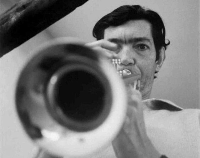 Cortázar era un melómato aficionado al jazz.
