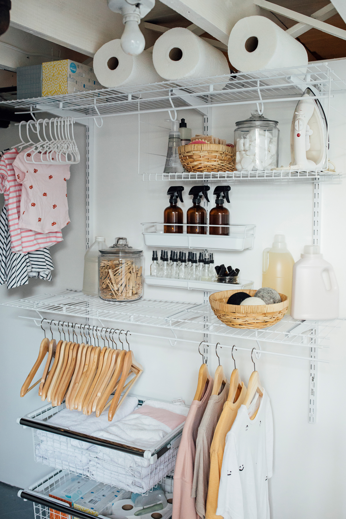 Our Laundry Room Reveal Walk In Love