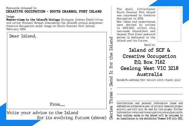 postcards — Creative Occupation
