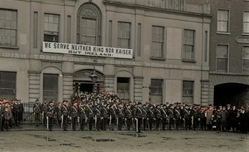 """The Connolly Archive - """"A War For Civilisation"""" — Éirígí For A New Republic"""