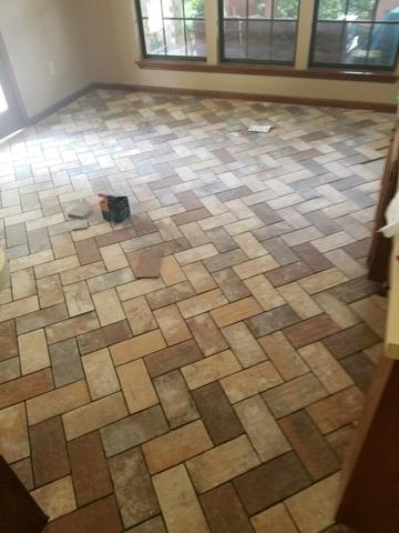 ceramic installation floor pro