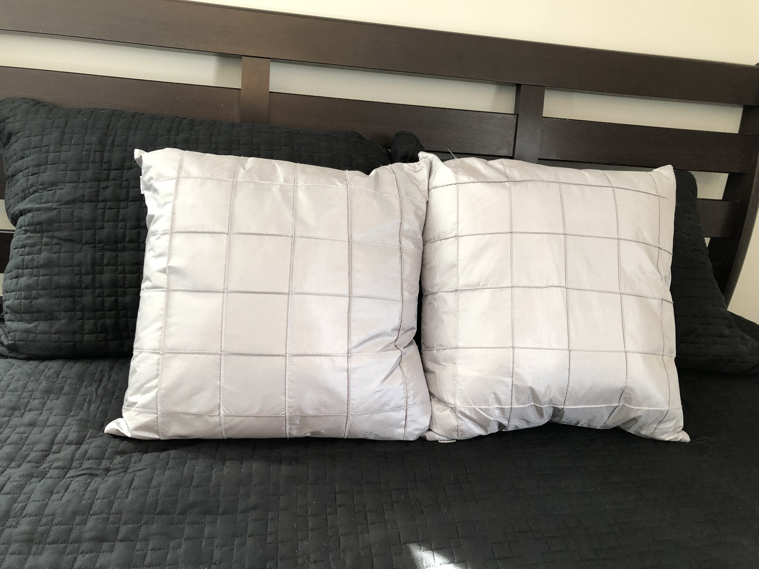 pillows stage it