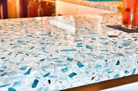 Recycled Gl Moonlight Tile Stone