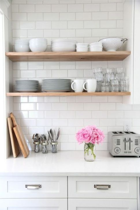 go wrong with classic subway tile