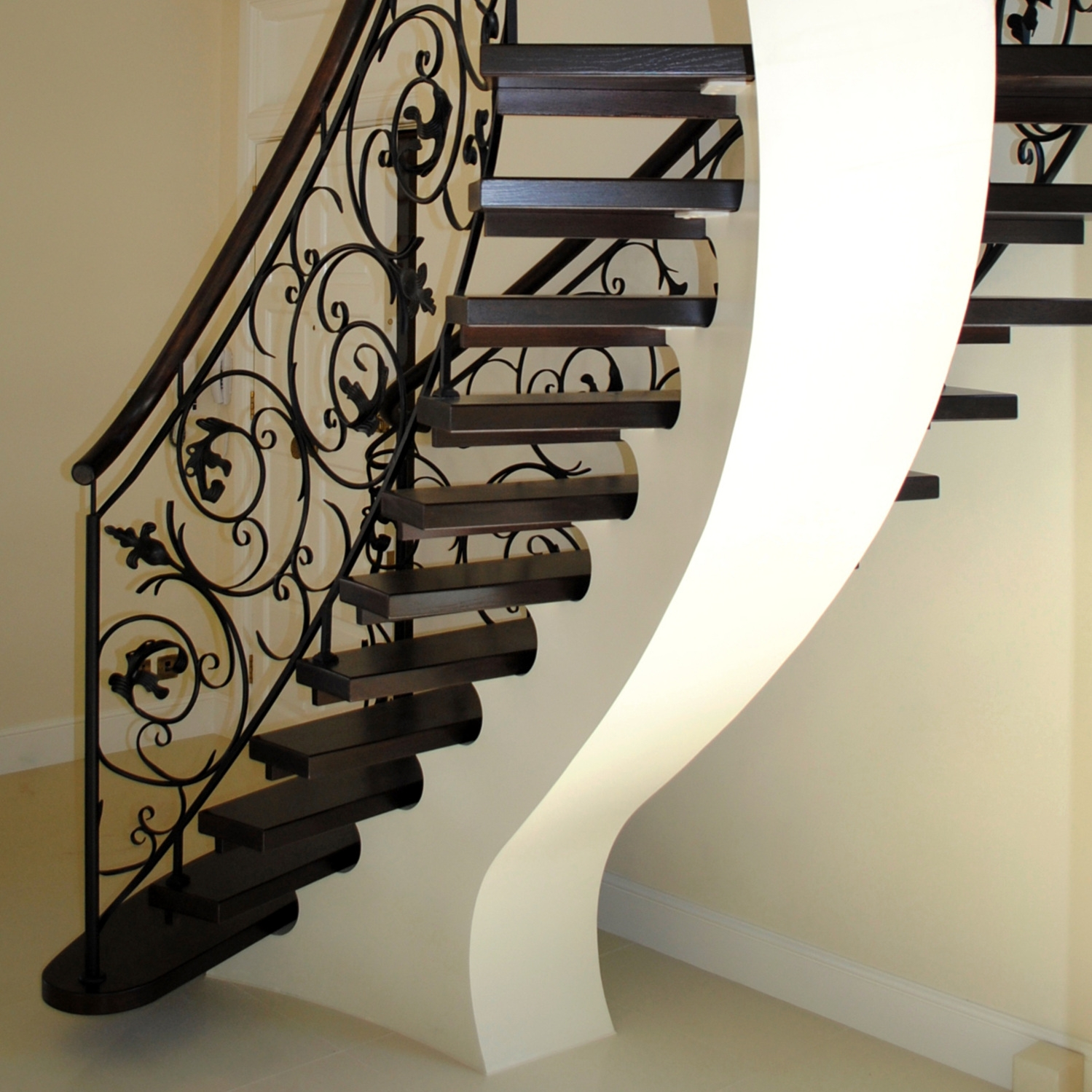 Modern Design Staircases | Staircase Designs With Steel And Glass | Affordable | Outdoor | Railing | Spiral | Staircase Design Modern House