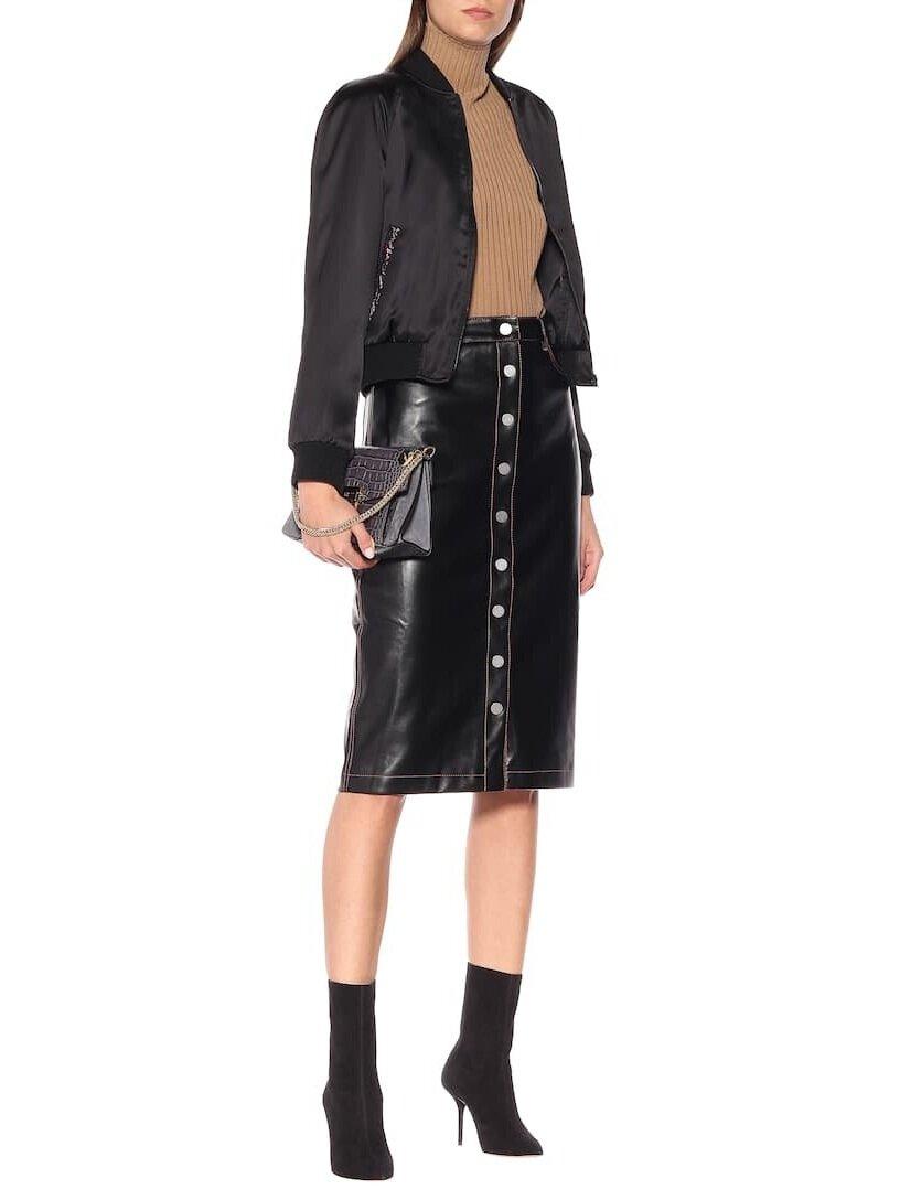 PROENZA SCHOULER Faux leather pencil skirt HK$ 3,100