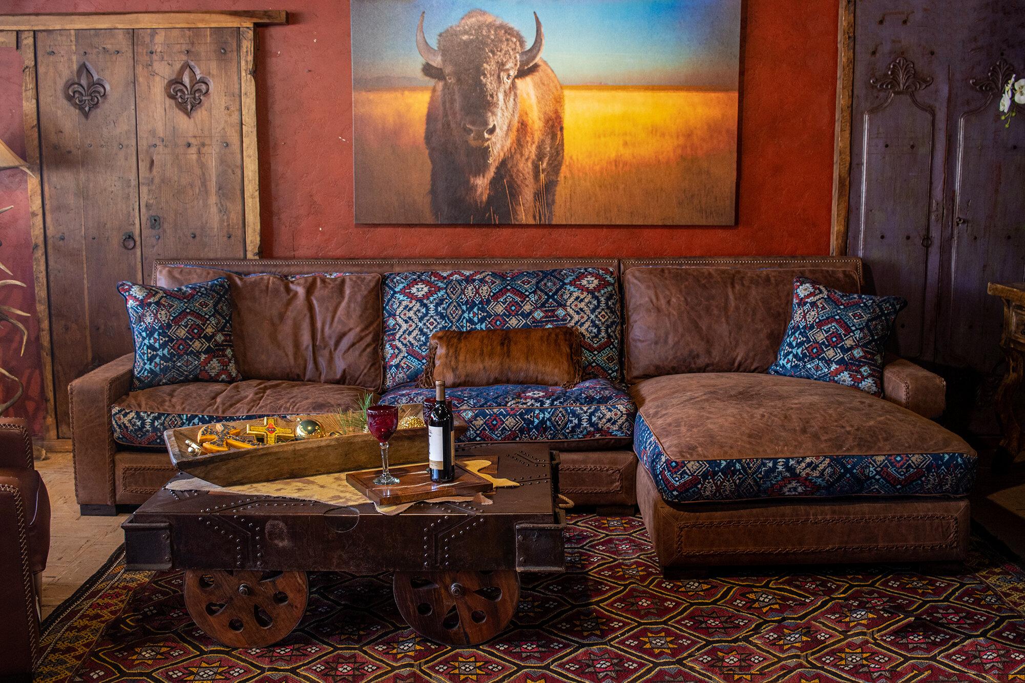 rustic furniture southwestern