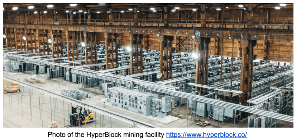 Crypto Mining 101, Landscape of the   Crypto Mining Industry, industrial scale bitcoin mining facility.png