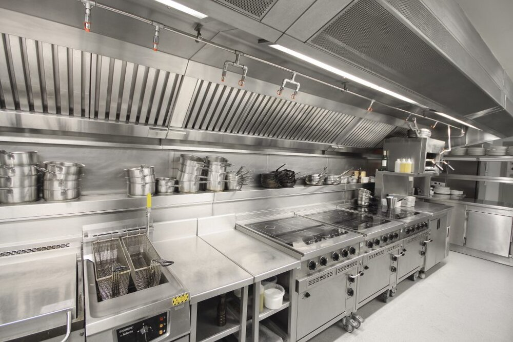 commercial restaurant electrical