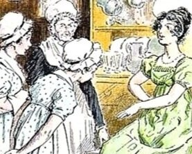 """""""Pride and Prejudice"""": What was really going on in Elizabeth Bennet's home, Longbourn?"""