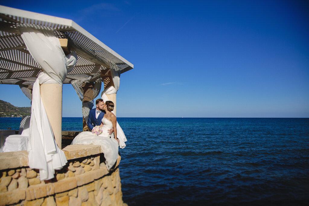 Mario Und Ann Kathrin Gotze Hochzeit Auf Mallorca Paar Teilt