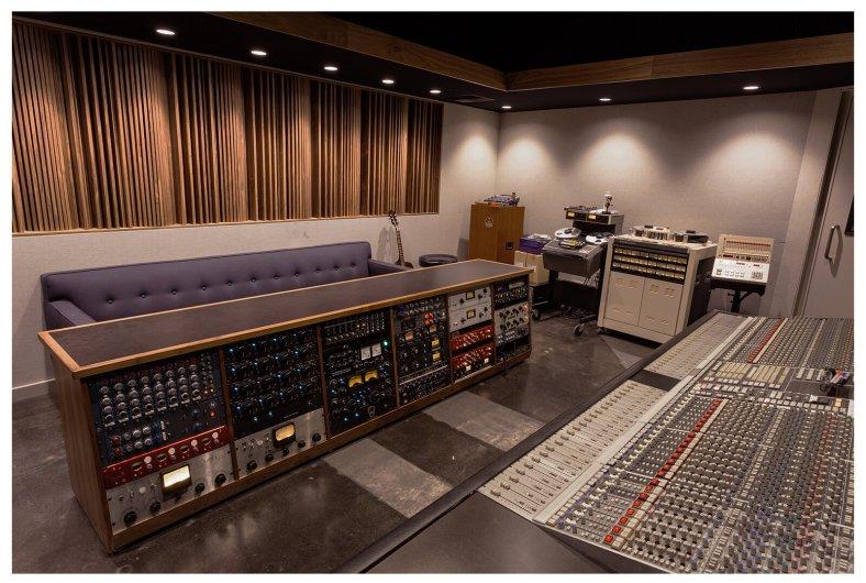Photos — THE ATOMIC GARDEN RECORDING STUDIOS