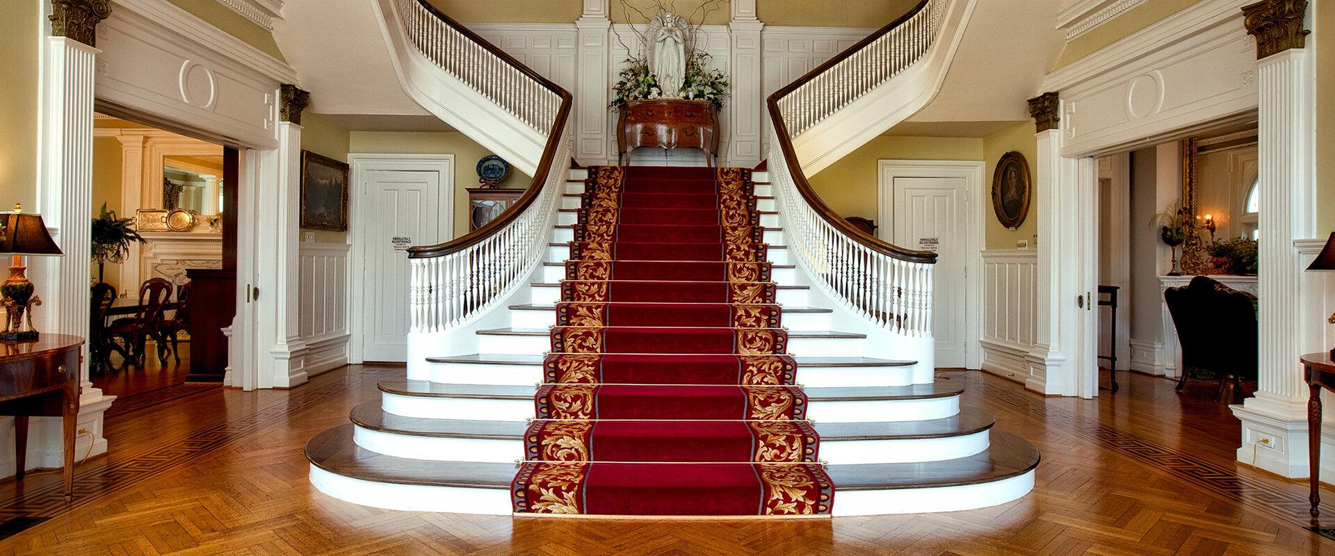 moquette passage d escalier l