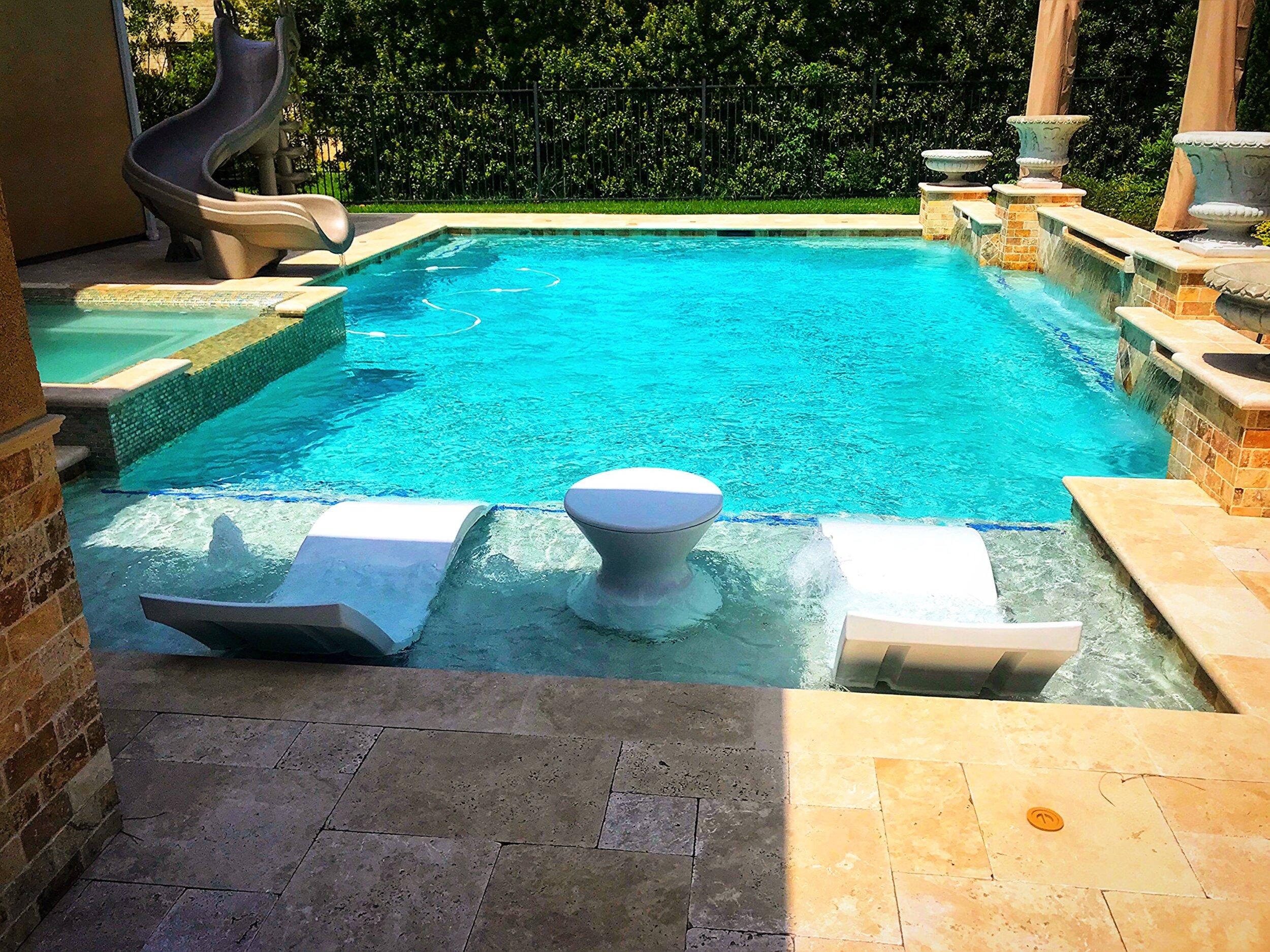 custom pool builders chaparral pools