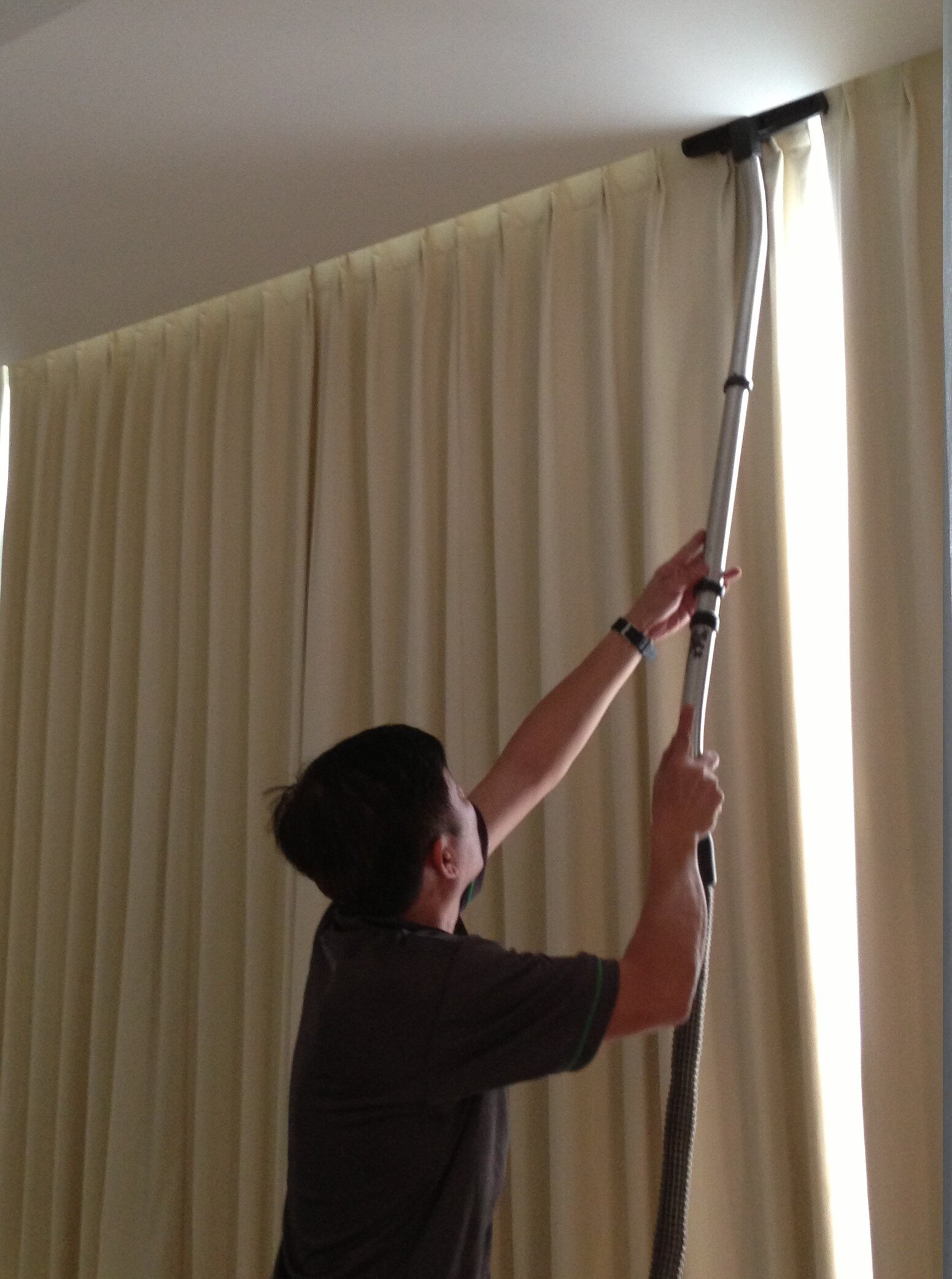 curtains at yours