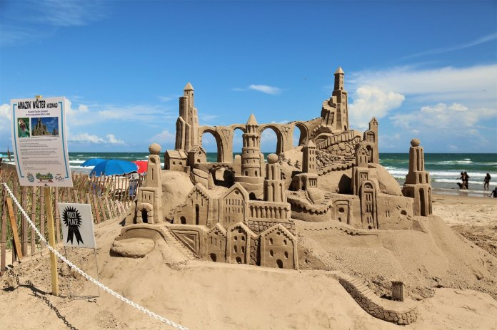 Sandcastle Days - South Padre Island Sept 27th - Oct 3rd 2021