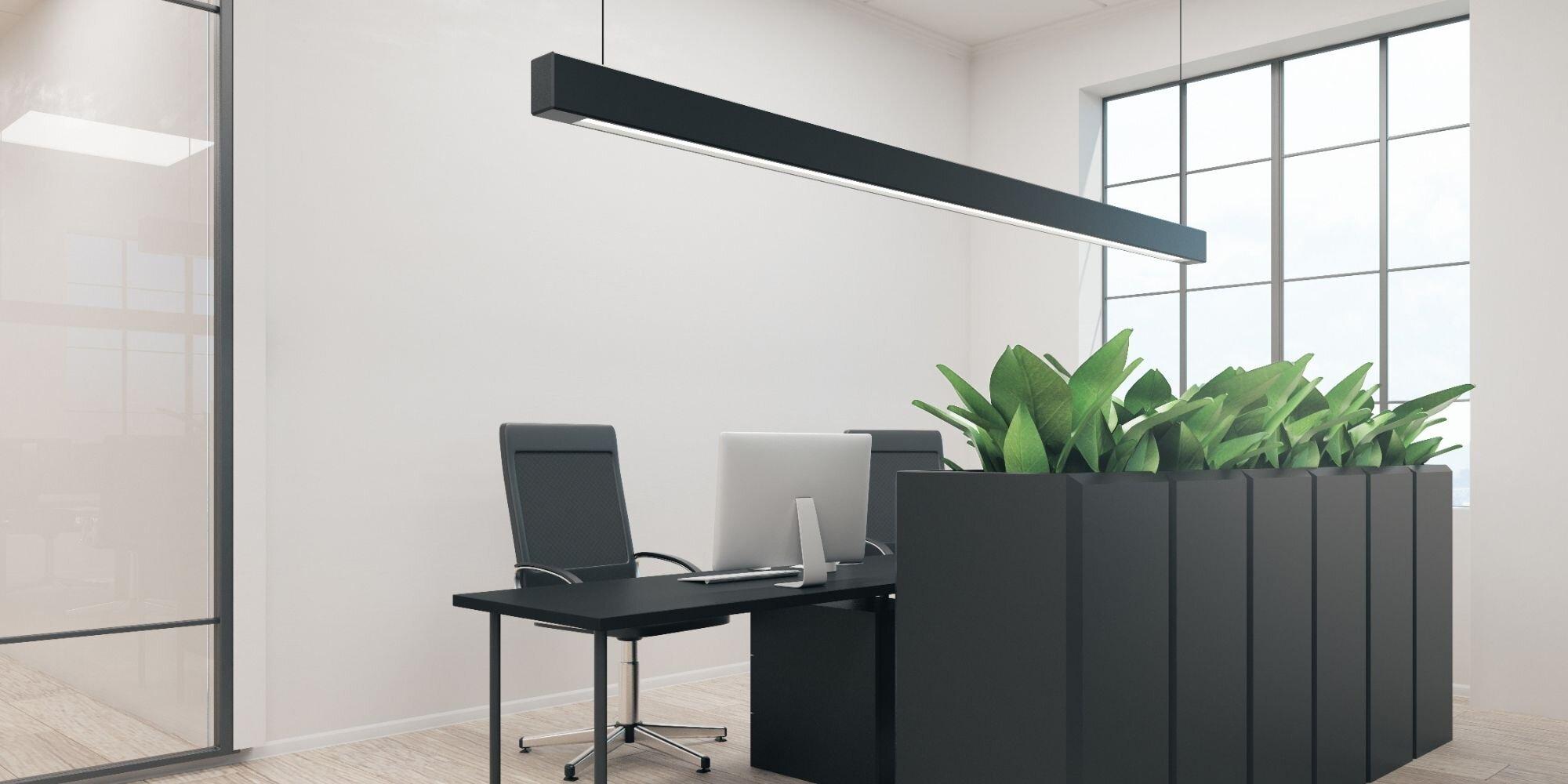 ideas for office lighting surrey