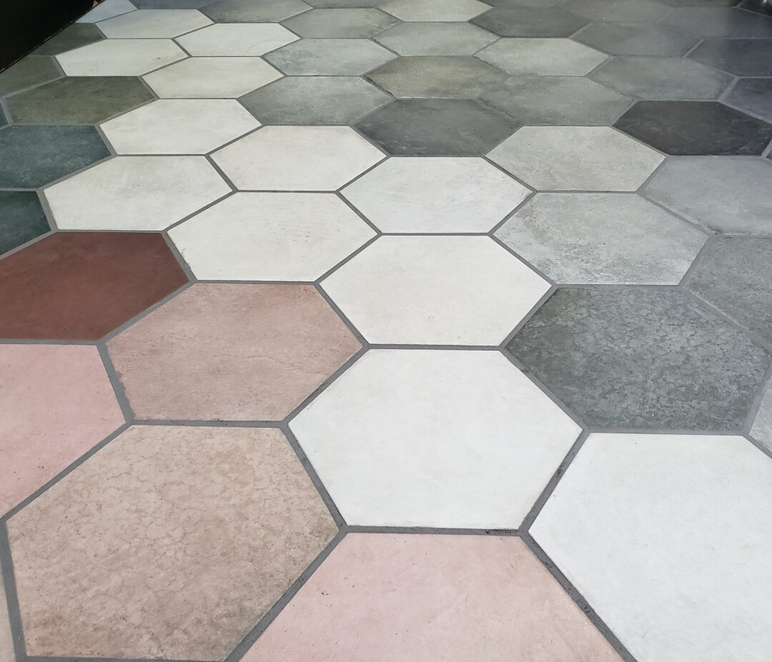 grout size for your tile
