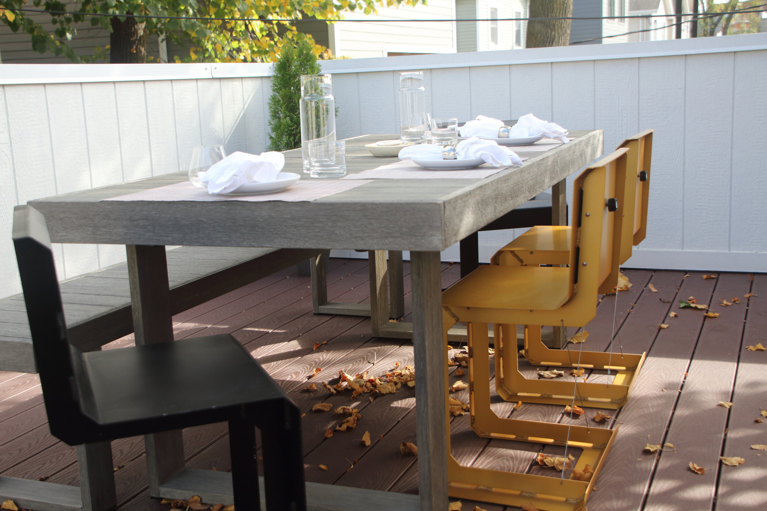 the best heated patio furniture company