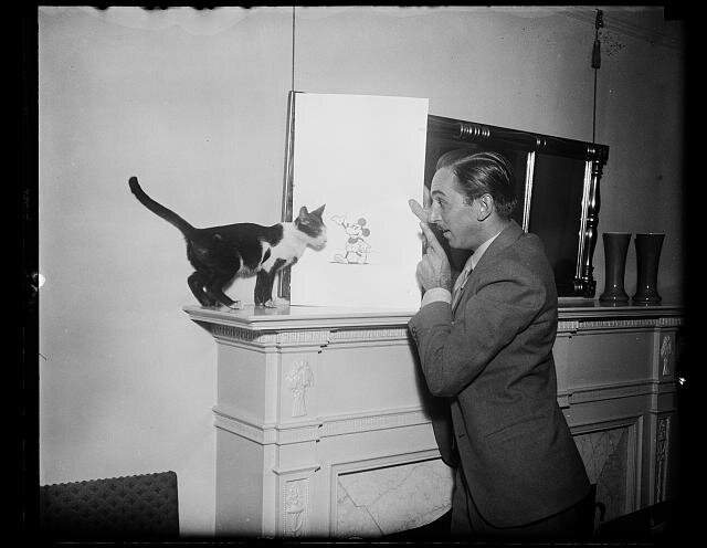 """Image from the Library of Congress. Click on the image to learn more.  - The Walt Disney Co (NYSE: DIS) was a stock of heightened scrutiny and coverage this past week, with a spotlight directed at its slowing subscribers' numbers. Disney introduced its streaming service, Disney+, in late 2019, signaling its desire to capture valuable real estate in the streaming ecosystem and strengthen its direct-to-consumer interaction. Compared to the 1923 transaction with New York distributor M.J. Winkler for """"Alice Comedies,"""" the Disney of 2020 is an entertainment juggernaut that includes Parks, Experiences, Media, Entertainment, Distribution, Studios, ESPN, and Sports. Unlike Gamestop or Eastman Kodak, Disney is not a relic of the past, looking to prop itself on the past to expect greater market acceptance. The launch of Disney+ was a great pivot to create and maintain a connection with the generational consumer that Disney interacts with and serves daily."""