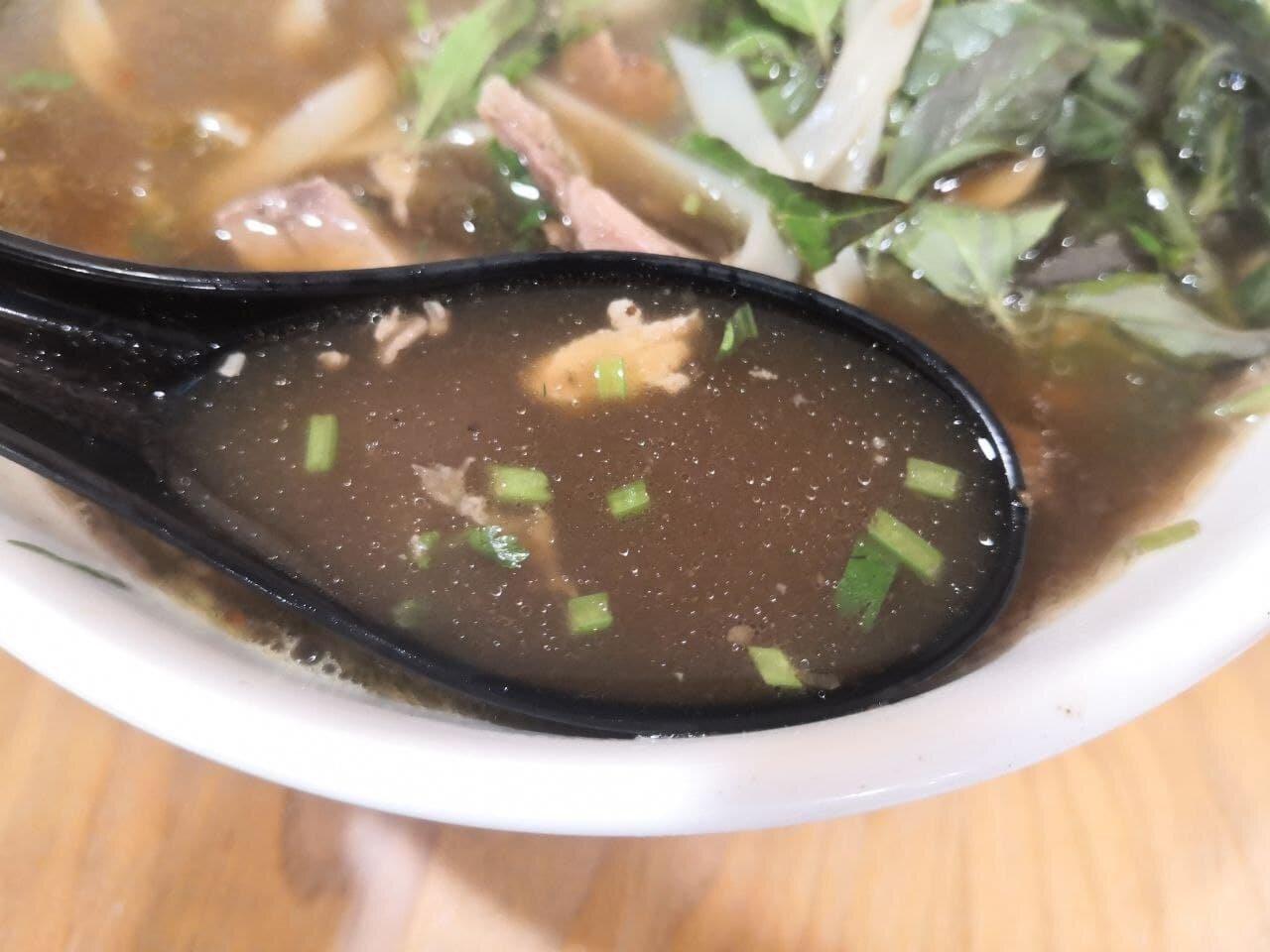 Review Of Hatyai Halal Noodle Bar Orchard Gateway Rambling Tummies