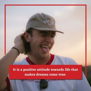 Attitude Images It is a positive attitude towards life that makes dreams come true full HD free download.